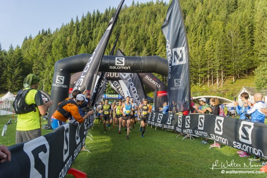 International Veia SkyRace 27 agosto 2017  - Partenze ed Arrivi