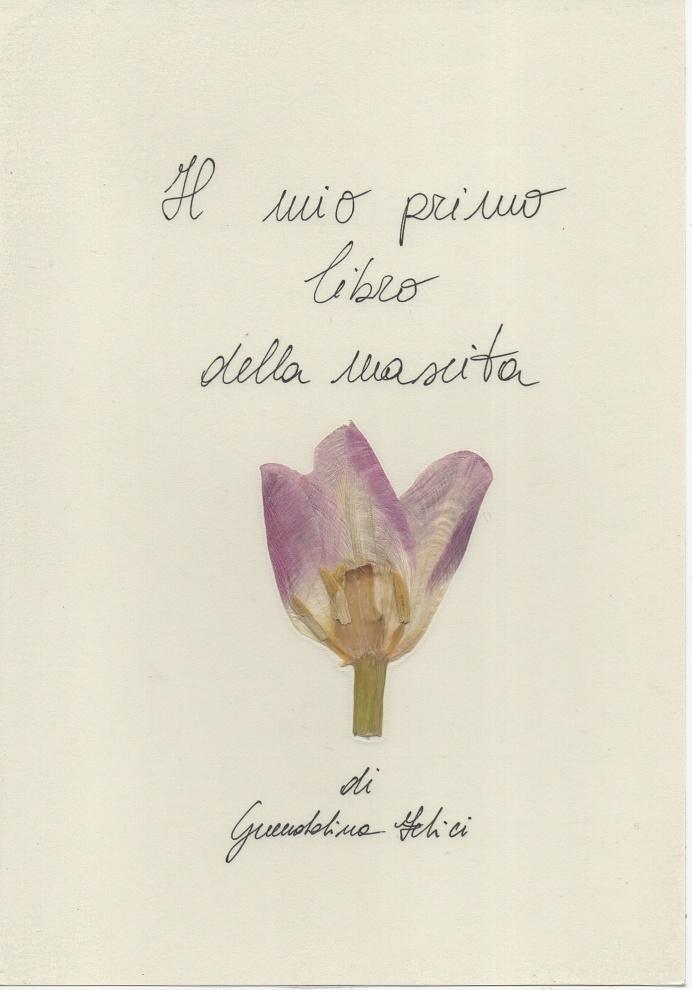 IL MIO PRIMO LIBRO DELLA NASCITA di Guendalina Felici