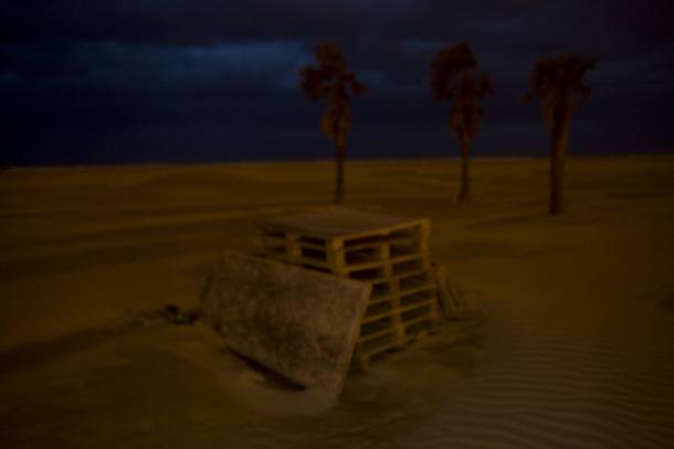 MARS BEACH