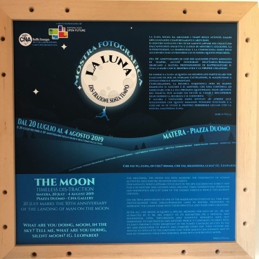 The Moon Timeless Dis-Traction