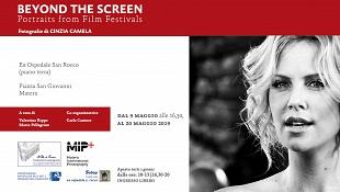 Dal 9 al 20 maggio - Cinzia Camela   Beyond the screen