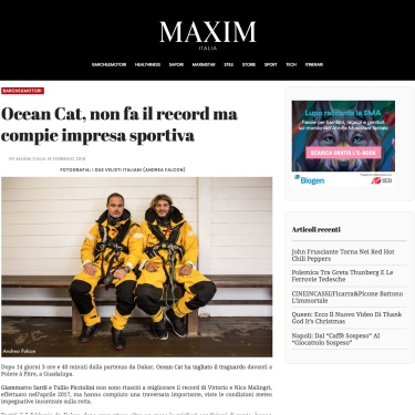 Maxim (online)