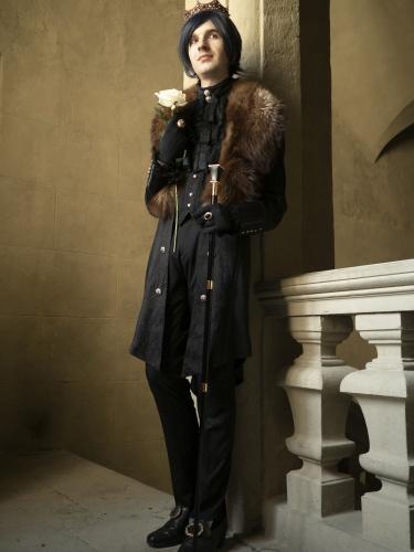 Il Principe della rosa. The rose's Prince.