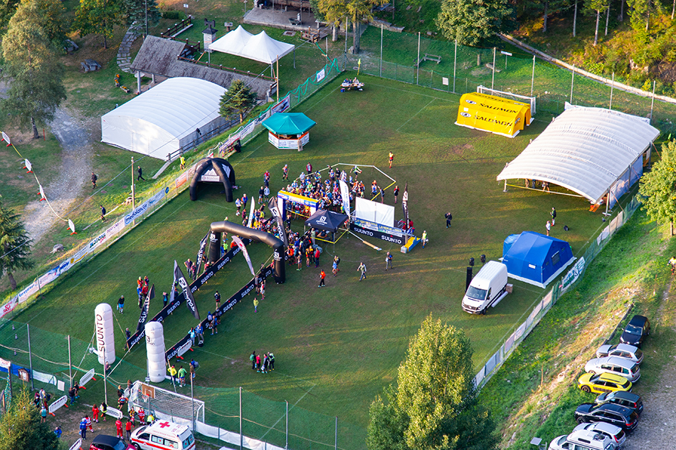 International Veia SkyRace 9 settembre 2018 - Partenza 31 km e discesa Cima Verosso - Foto Walter M.
